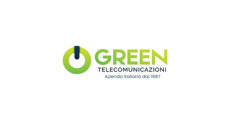 Logo Green telecomunicazioni